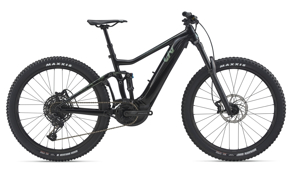 Liv Intrigue E+ 2 Pro M Black-Metallicred - Fahrradhaus Haske