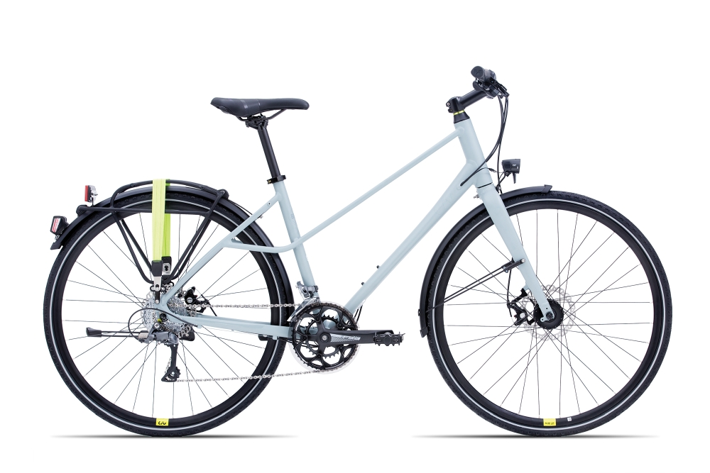 Liv BeLiv EX L Grey - Fahrradhaus Haske