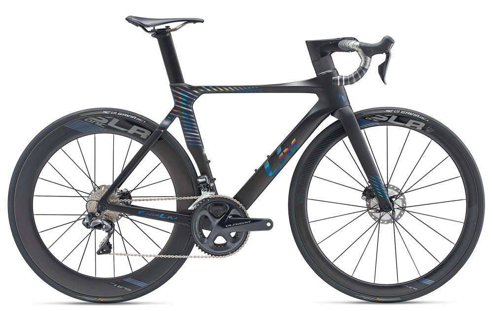 Liv EnviLiv Advanced Pro 0 Disc XS Black-Iris Matt-Gloss - Bike Maniac