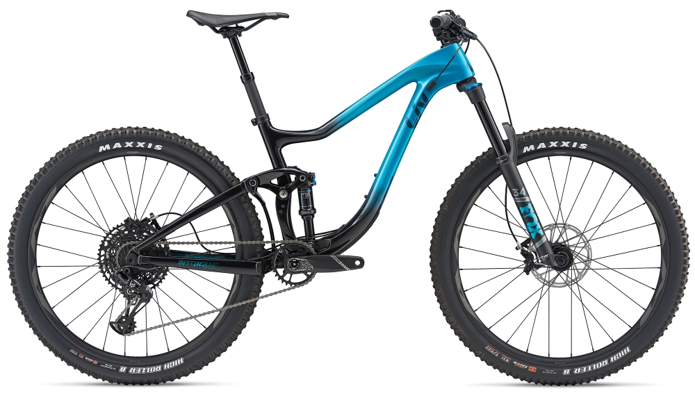 Liv Intrigue Advanced 2 XS Teal-Black - Fahrradhaus Haske