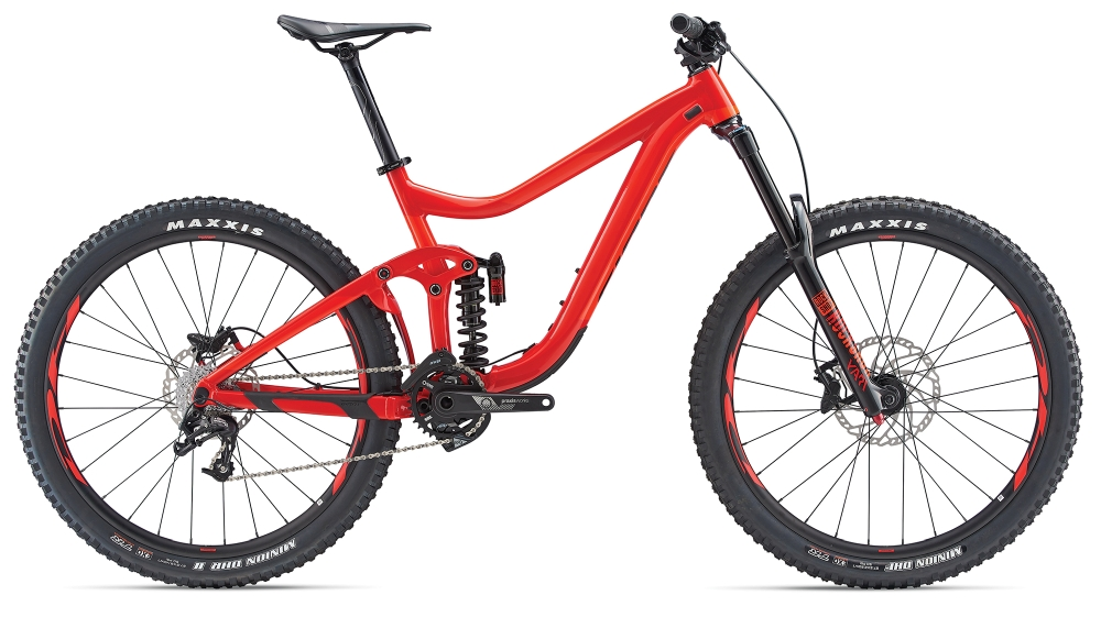 GIANT Reign SX 2 M Purered-Neonred - GIANT Reign SX 2 M Purered-Neonred