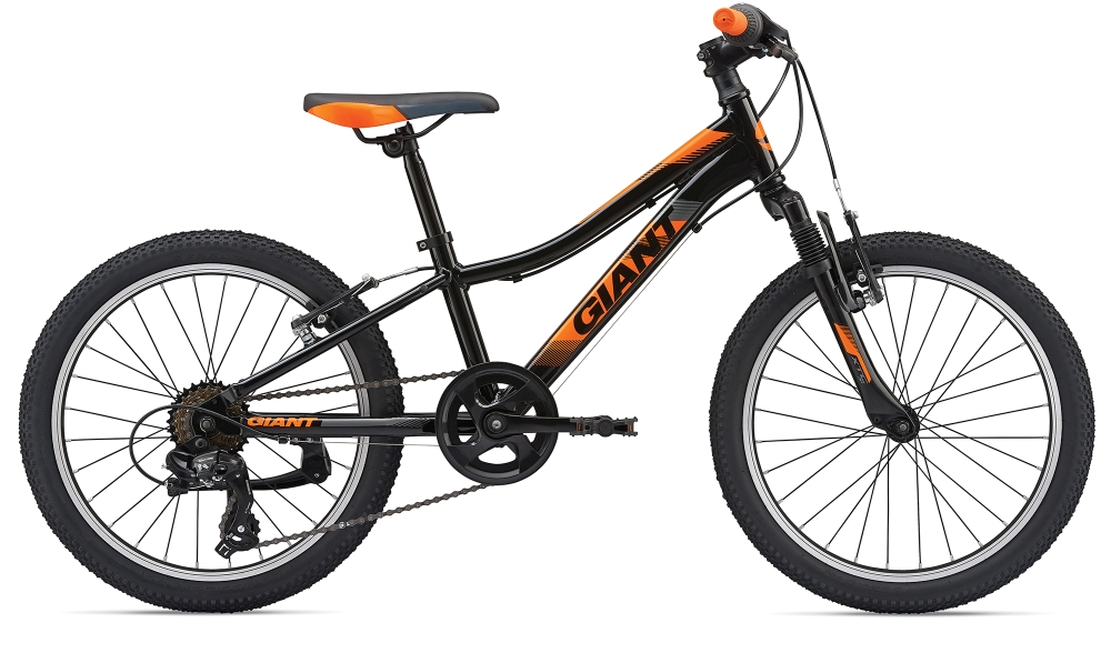 GIANT XtC jr. 20´´ Black-Neonorange-Grey - Fahrradhaus Haske