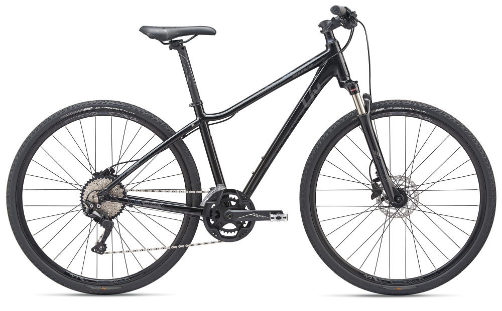Liv Rove 1 S Metallicblack - Bike Maniac