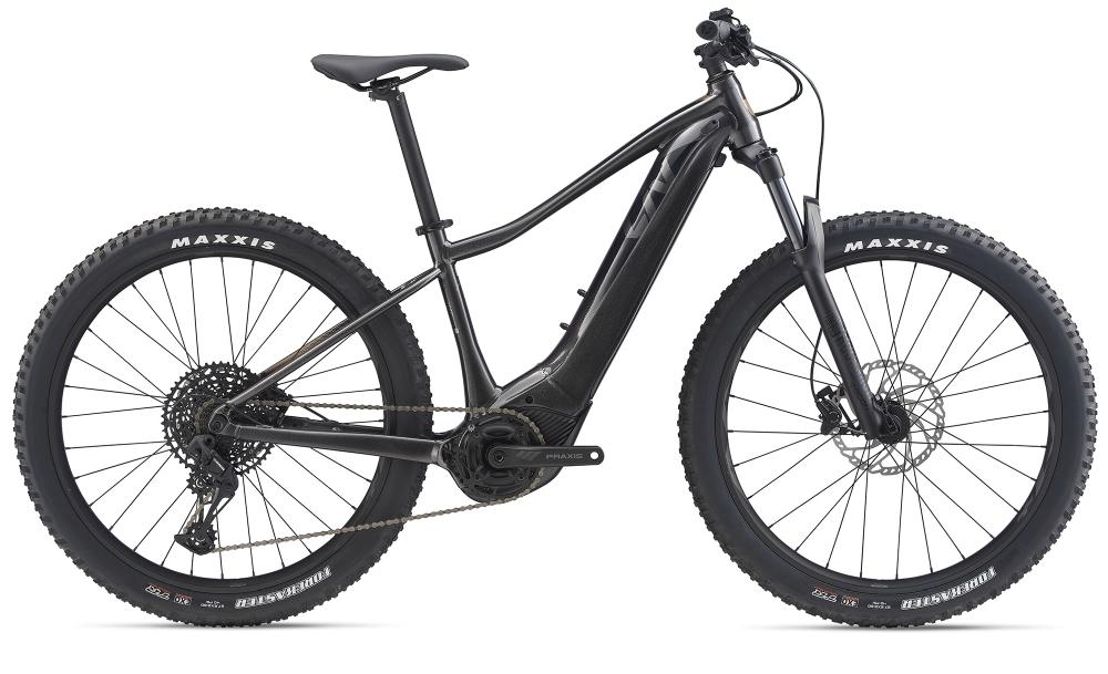 Liv Vall-E+ 1 Pro XS Black-Magenta-Tealgreen Matt-Gloss - Bike Maniac
