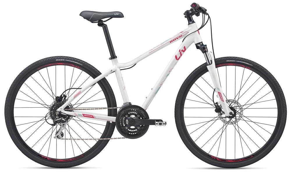 Liv Rove 3 S White - Bike Maniac