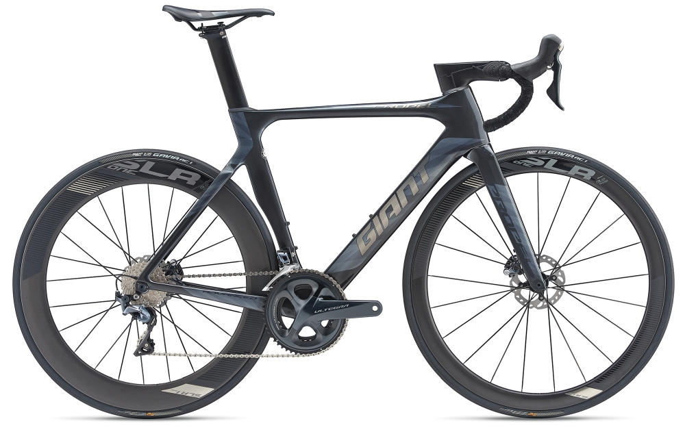 GIANT Propel Advanced 1 Disc S Gunmetalblack-Charcoalgrey - Bike Maniac