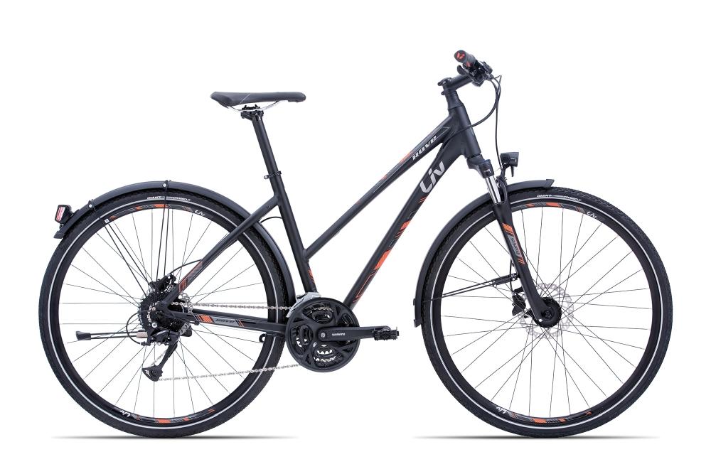 Liv Rove EX L Black - Fahrradhaus Haske