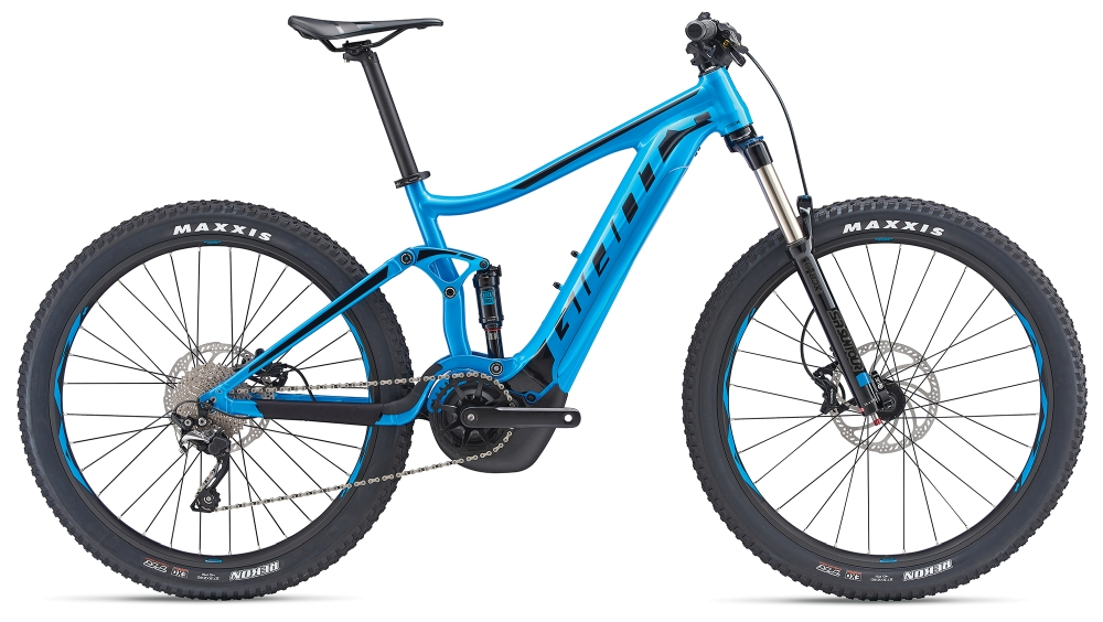GIANT Stance E+ 2 XL Metallicblue-Black - Fahrradhaus Haske