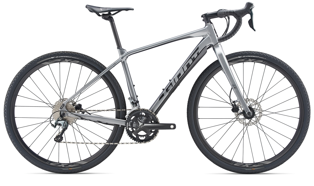 GIANT ToughRoad SLR GX 1 ML Charcoalgrey-Black Matt - GIANT ToughRoad SLR GX 1 ML Charcoalgrey-Black Matt