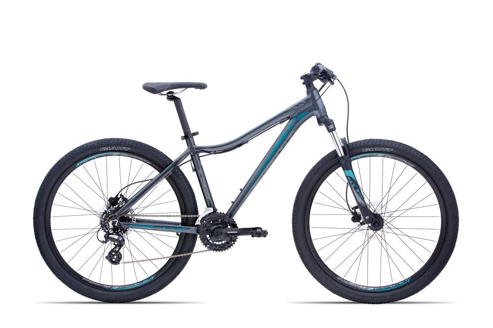 Liv Bliss 1 XS Gunmetalblack-Tealgreen-Grey Matt - Bike Maniac