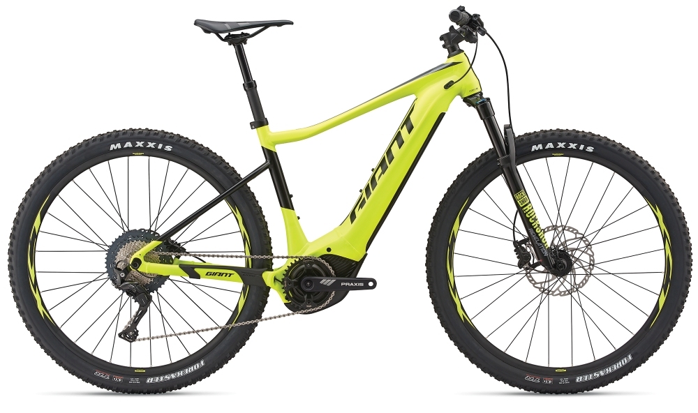 GIANT Fathom E+ 1 Pro 29er M Neonyellow-Black Matt - Bike Maniac