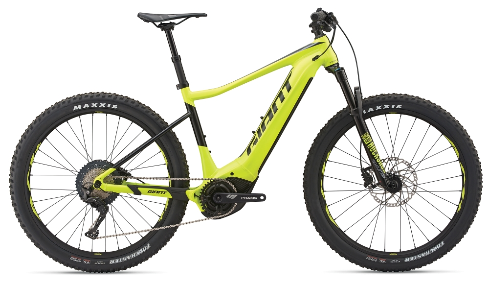 GIANT Fathom E+ 1 Pro L Neonyellow-Black Matt - GIANT Fathom E+ 1 Pro L Neonyellow-Black Matt