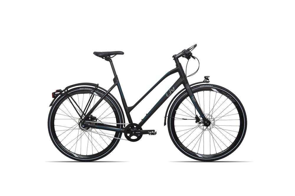 Liv Lissom SLR CS L Black - Fahrradhaus Haske