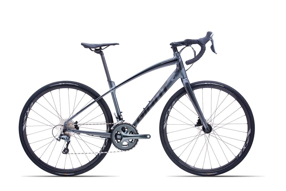 GIANT AnyRoad 1 L Charcoalgrey-Black Matt - Fahrradhaus Haske