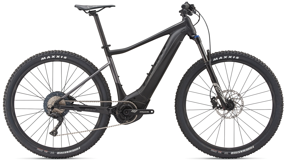 GIANT Fathom E+ 2 Pro 29er XL Black-Grey Matt-Gloss - Fahrradhaus Haske