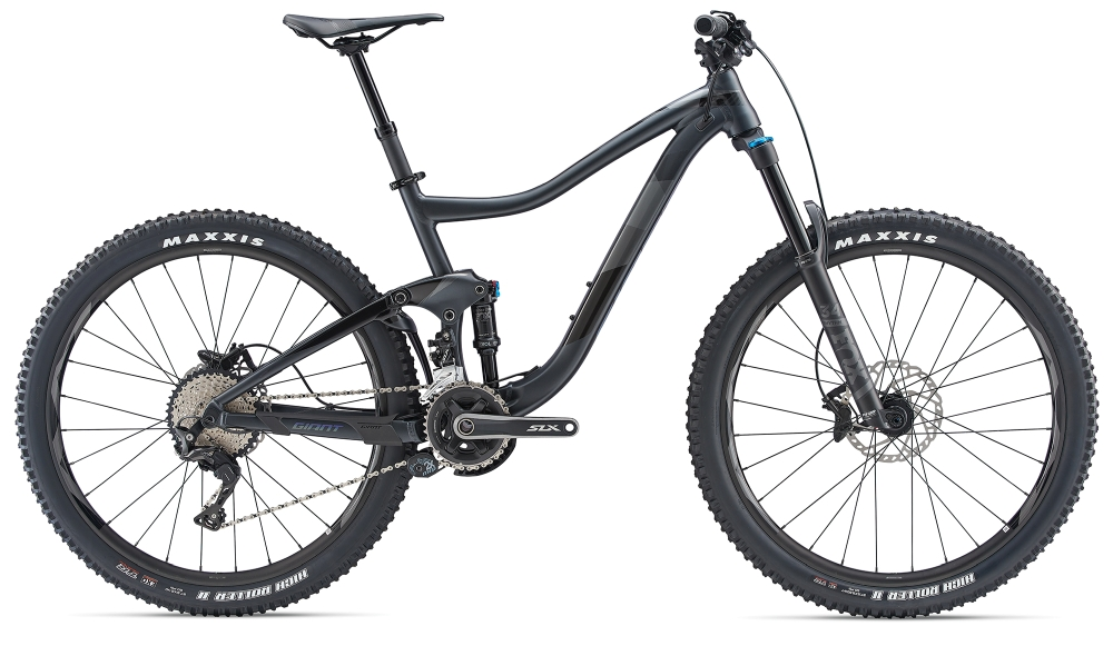GIANT Trance 2 S Metallicblack-Iris-Grey Matt-Gloss - Bike Maniac