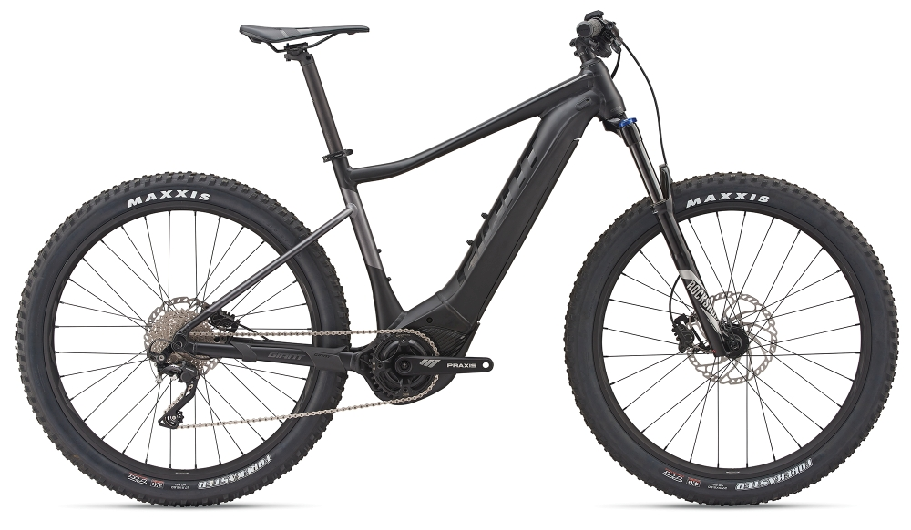 GIANT Fathom E+ 2 Pro S Black-Grey Matt-Gloss - Bike Maniac