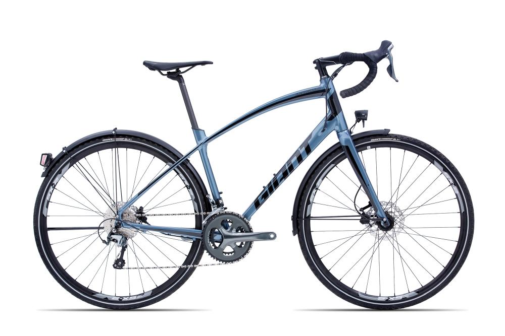 GIANT AnyRoad EX L Charcoalgrey-Black - Fahrradhaus Haske