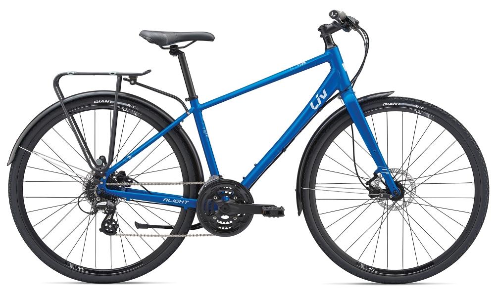 Liv Alight City L Blue - Fahrradhaus Haske