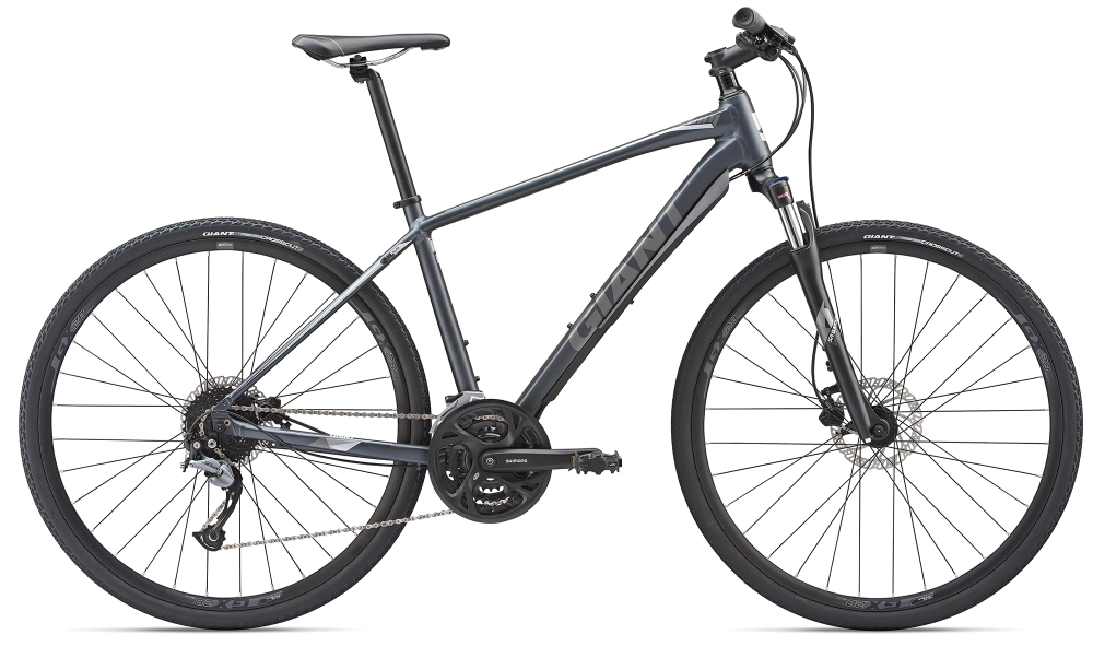 GIANT Roam 2 S Charcoalgrey-Chrome Matt - Bike Maniac