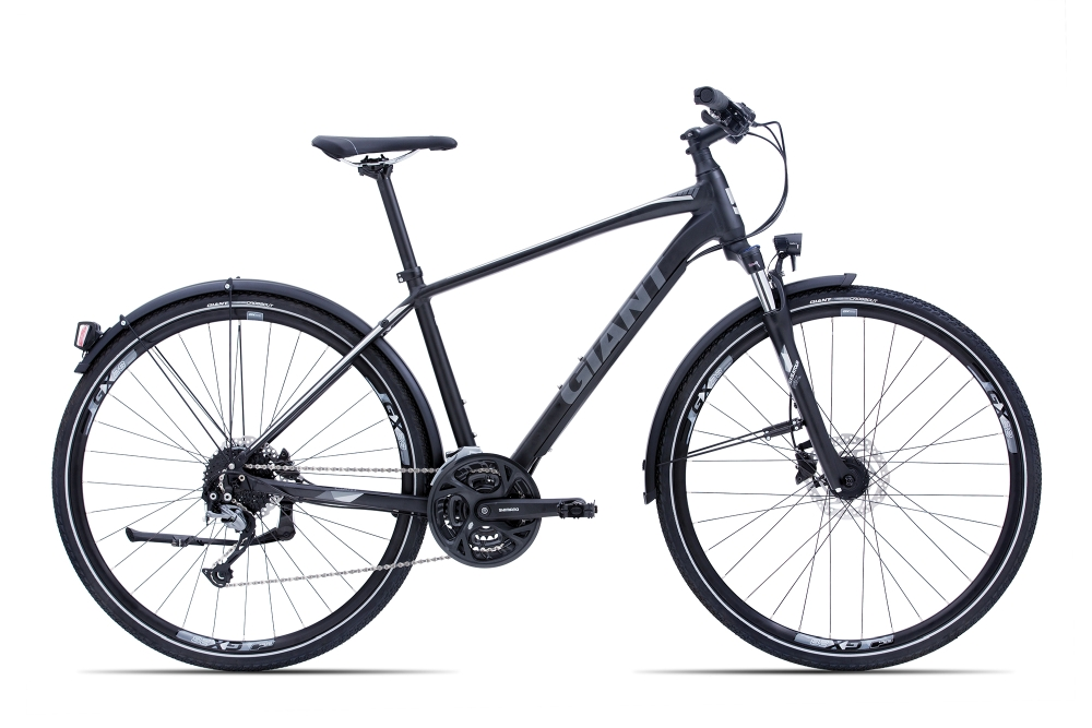 GIANT Roam EX L Black-Grey-Chrome Matt - Fahrradhaus Haske