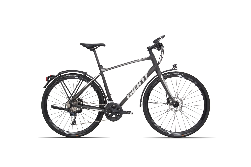 GIANT FastTour SLR RS 1 XL Darkgrey-Chrome Matt - Fahrradhaus Haske
