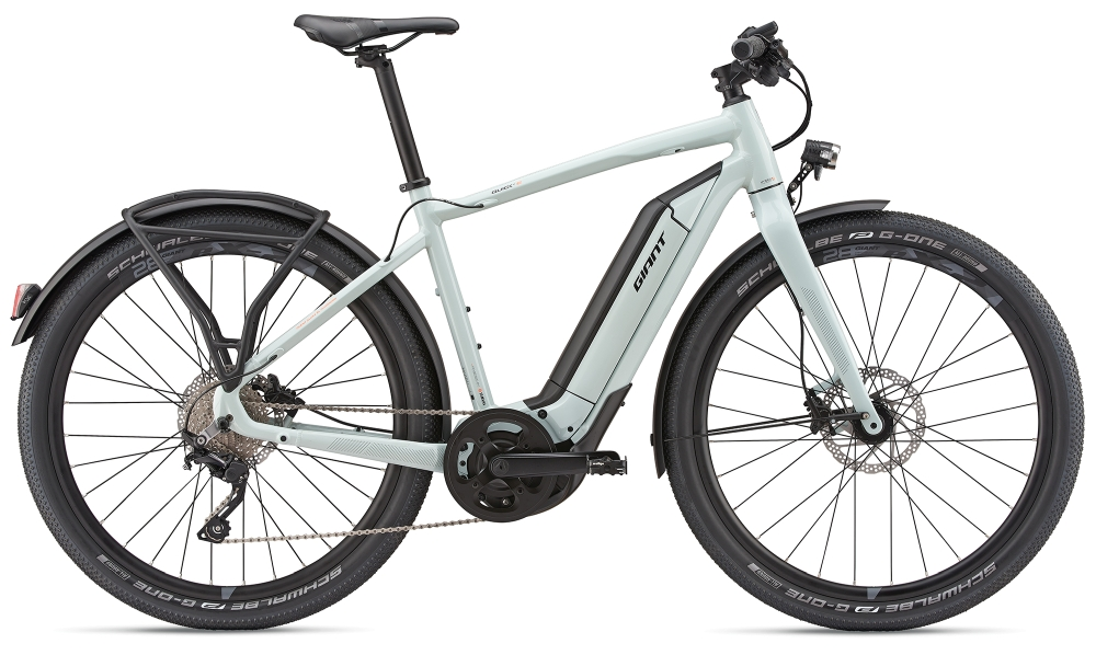 GIANT Quick-E+ XL Solidgrey - Fahrradhaus Haske