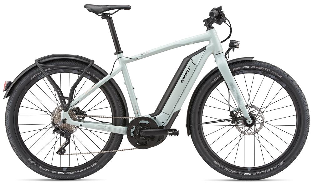 GIANT Quick-E+ L Solidgrey - Fahrradhaus Haske