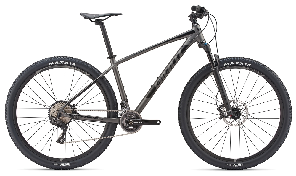 GIANT Terrago 1 S Charcoalgrey-Black Matt-Gloss - Bike Maniac