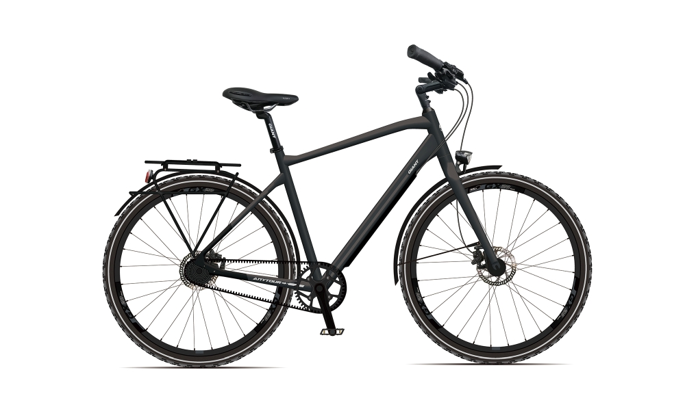 GIANT AnyTour CS 2 L Charcoalgrey-Black-Re?ectivesilver - Fahrradhaus Haske