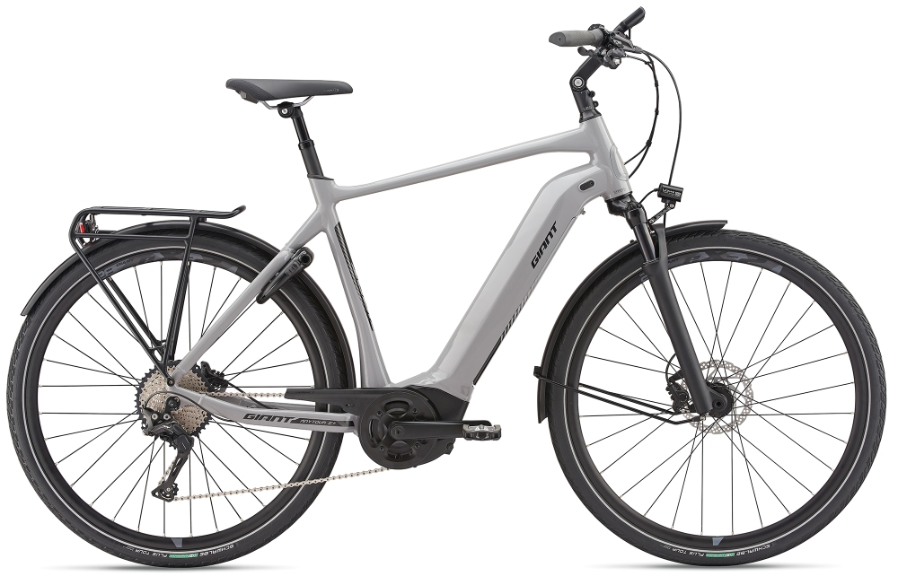 GIANT AnyTour E+ 0 GTS L Solidgrey - Fahrradhaus Haske