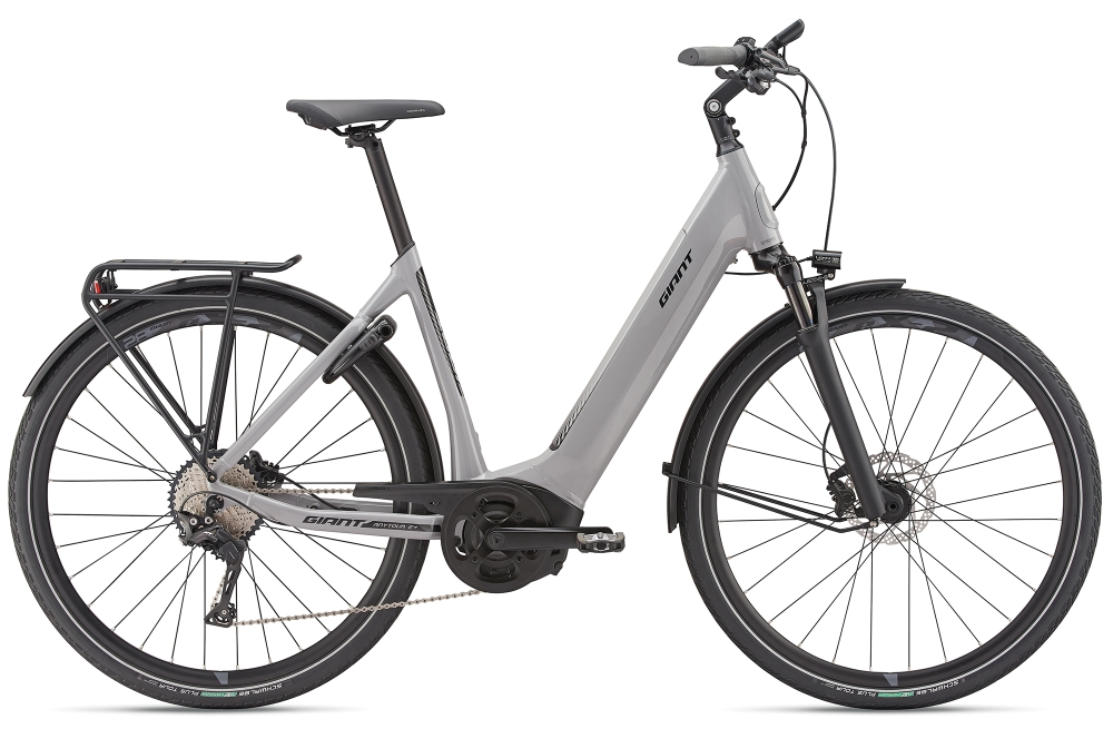 GIANT AnyTour E+ 0 LDS M Solidgrey - Fahrradhaus Haske
