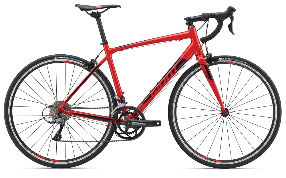 GIANT Contend 3 L Purered-Black - Fahrradhaus Haske