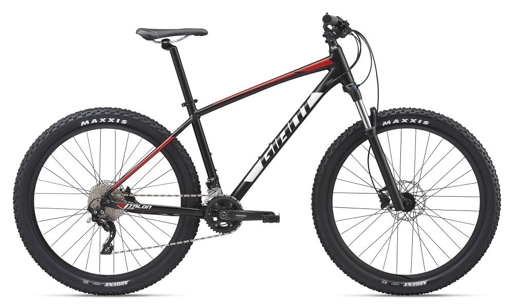 GIANT Talon 1 L Black-Charcoalgrey Matt-Gloss - Fahrradhaus Haske