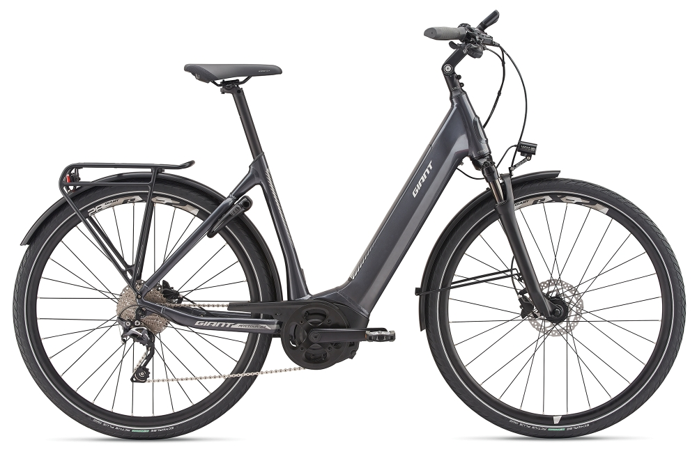 GIANT AnyTour E+ 1 LDS S Metallicanthracite - Bike Maniac
