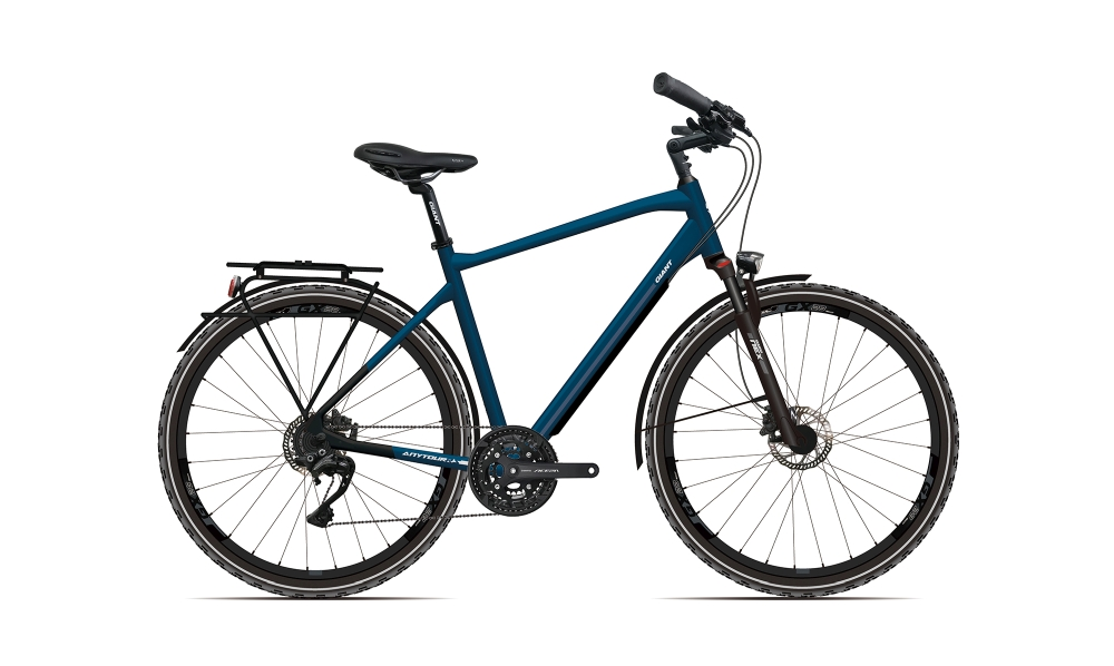 GIANT AnyTour RS 3 L Deepoceanblue-Black-Re?ectivesilver Matt - Fahrradhaus Haske