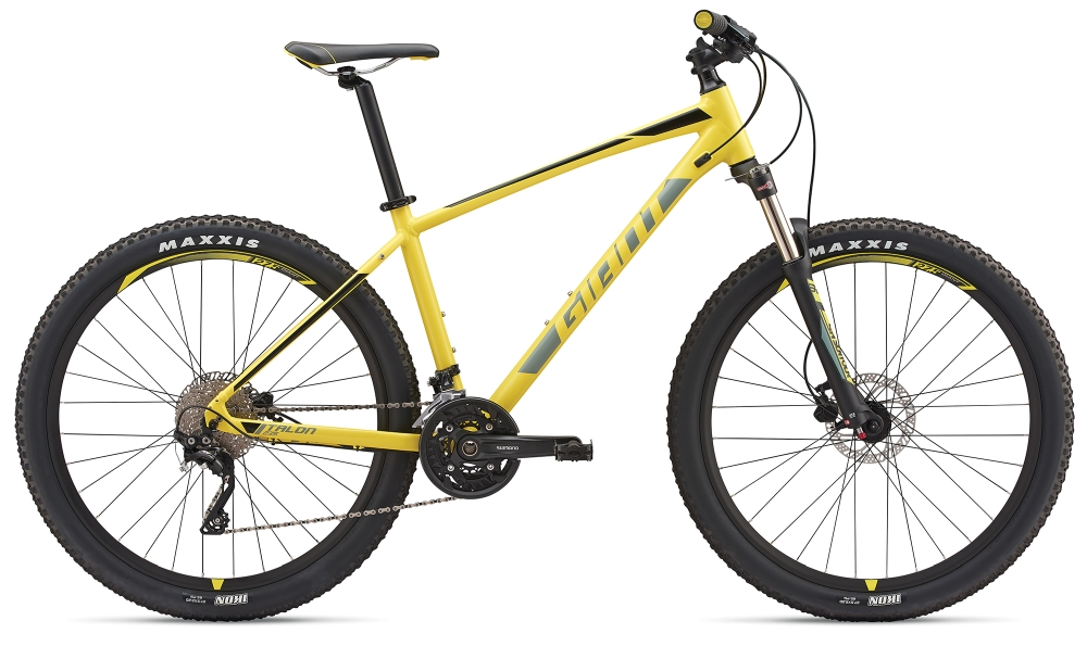GIANT Talon 1 M Lemonyellow-Grey-Black Matt - Fahrradhaus Haske