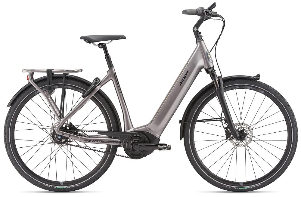 GIANT DailyTour E+ 1 BD LDS S Anthracite - Bike Maniac