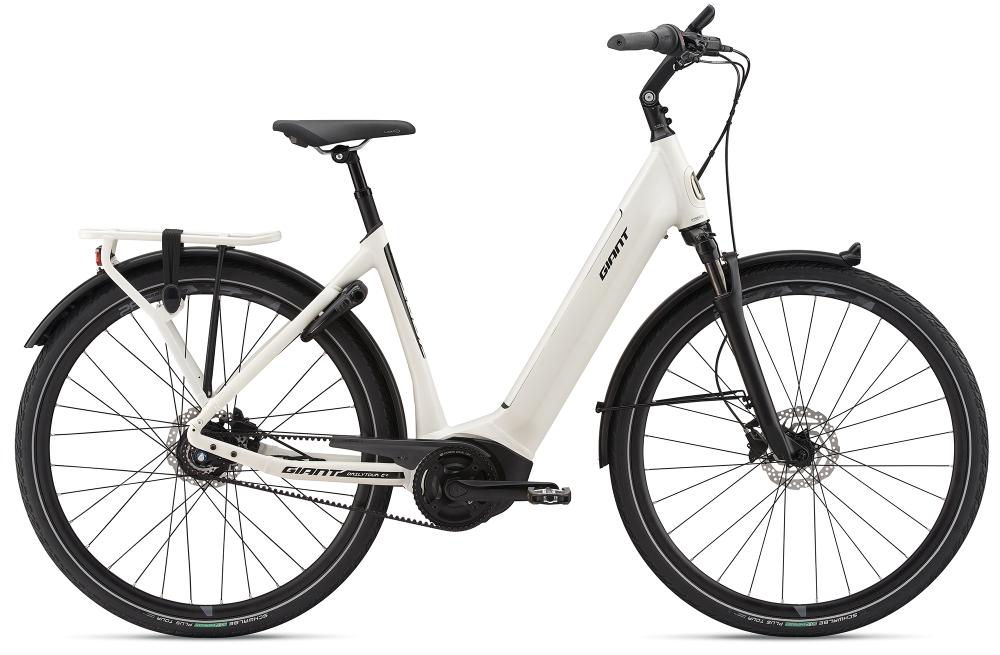 GIANT DailyTour E+ 1 BD LDS S Arcticwhite - Bike Maniac