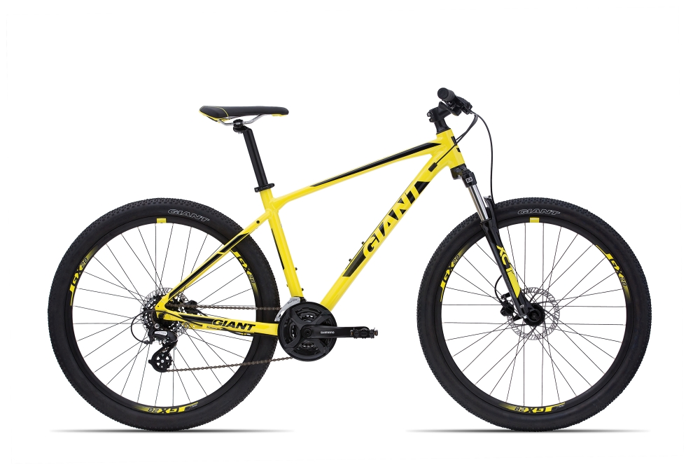 GIANT ATX 1 L Lemonyellow-Black - GIANT ATX 1 L Lemonyellow-Black