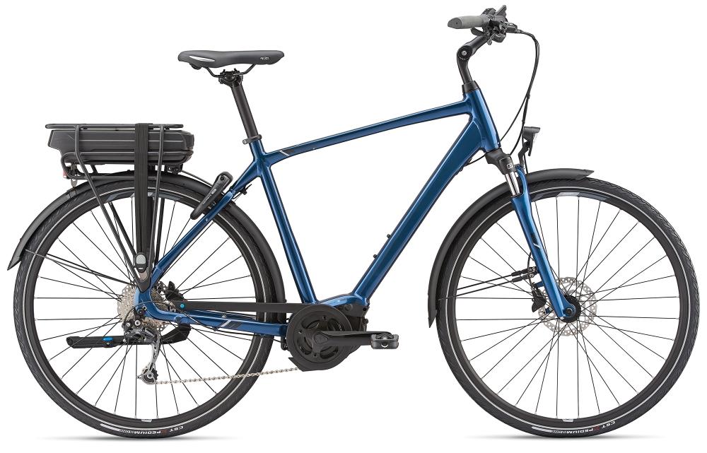 GIANT Entour E+ 1 GTS M Steelblue - Fahrradhaus Haske