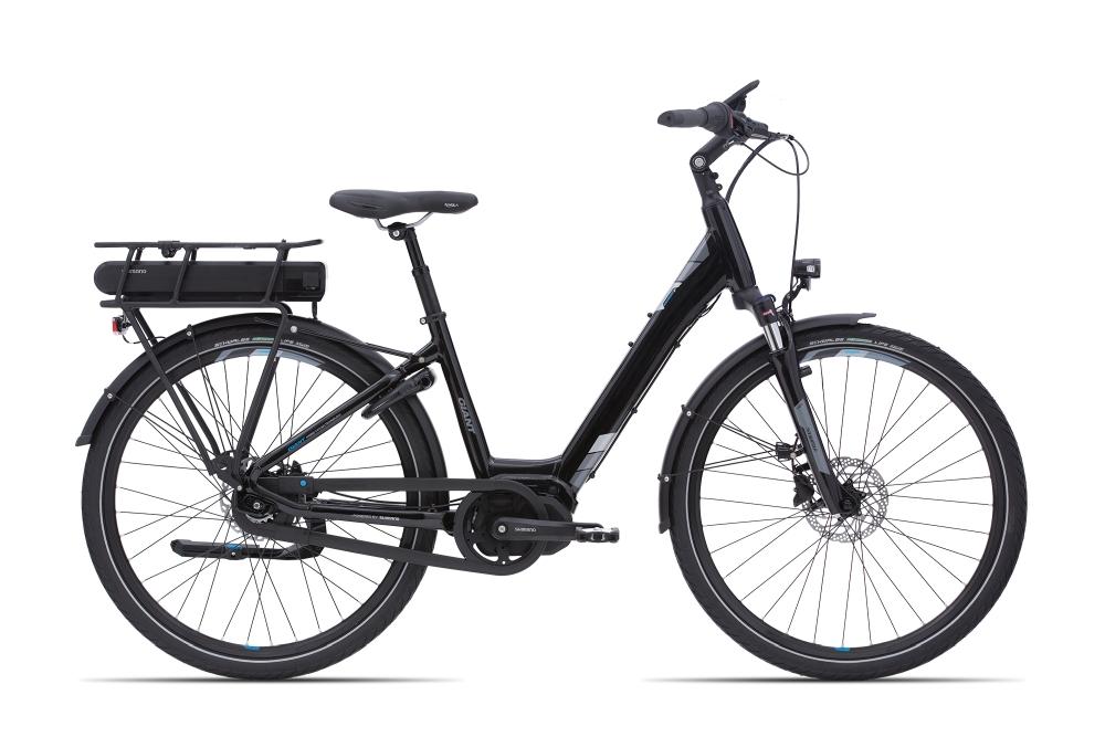 GIANT Entour E+ RT 1 XS Black - Fahrradhaus Haske