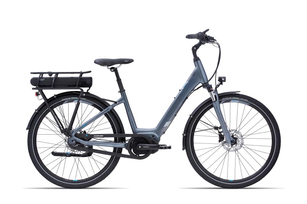 GIANT Entour E+ RT 2 XS Steelgrey - Fahrradhaus Haske