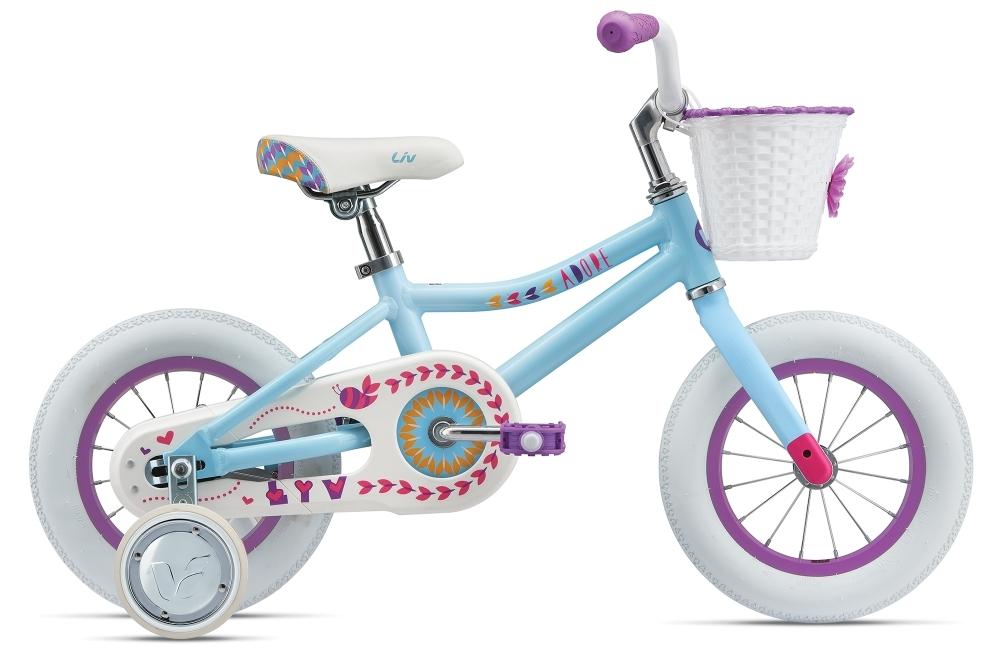 LIV Adore C/B 12 (2 pack) Light Blue 12´´ - Bergmann Bike & Outdoor