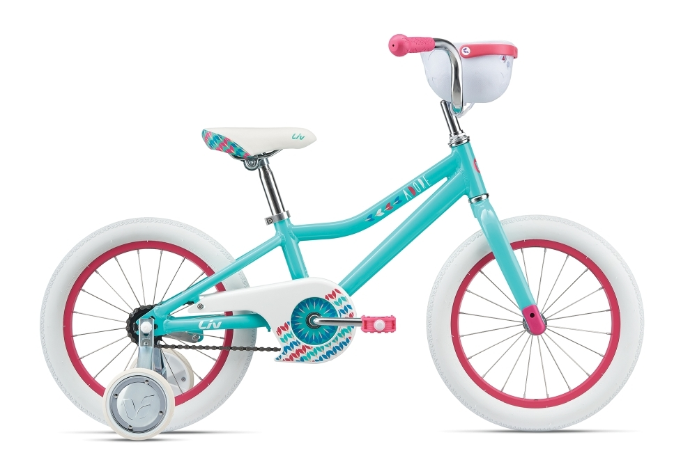 LIV Adore C/B 16 (2 pack) Tiffany Blue 16´´ - Bergmann Bike & Outdoor