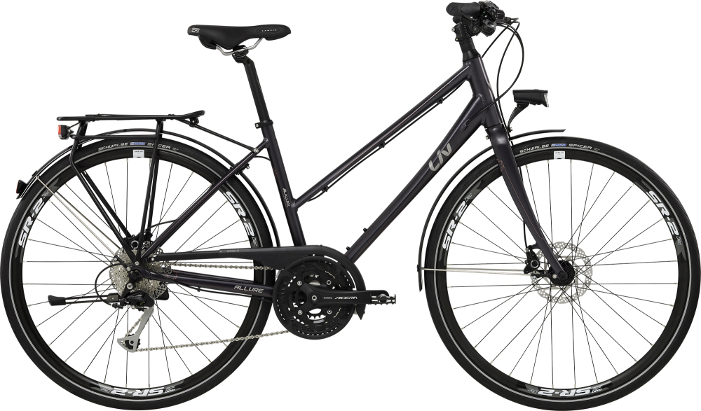 LIV Allure RS 2 STA Charcoal S - Bergmann Bike & Outdoor