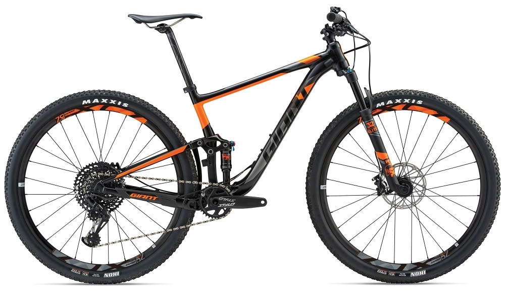 GIANT Anthem 29er 1 GE S Black S - Bike Maniac