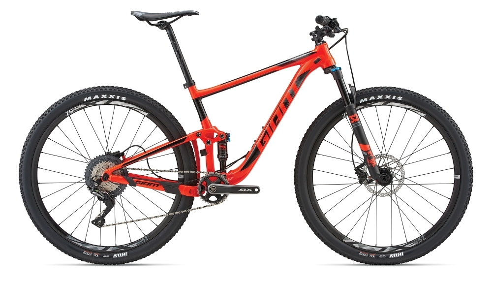 GIANT Anthem 29er 2 S Red S - GIANT Anthem 29er 2 S Red S