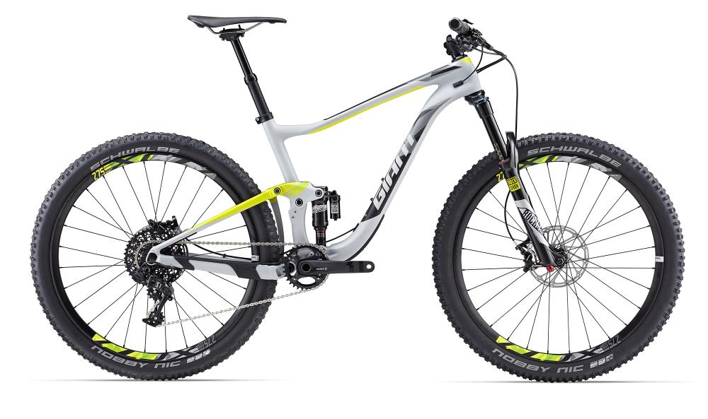 GIANT Anthem Advanced SX Grey S - Bergmann Bike & Outdoor