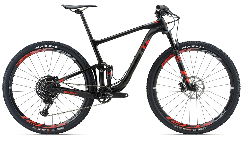 GIANT Anthem Advanced 29er 1 M Black M - Fahrradhaus Haske